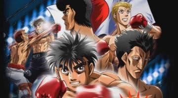 Imagen de Hajime no Ippo prepara 'grandes noticias'; ¿volverá el anime a la acción?