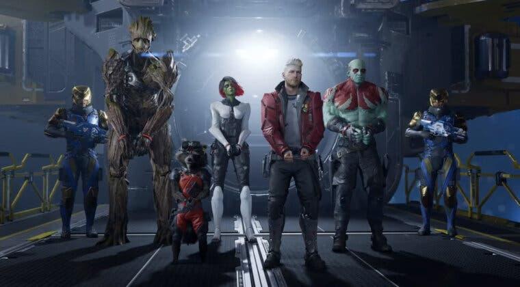 Imagen de Marvel's Guardians of the Galaxy confirma que Adam Warlock estará en el juego