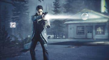 Imagen de Alan Wake Remastered podría no ser una fantasía, según la Epic Games Store