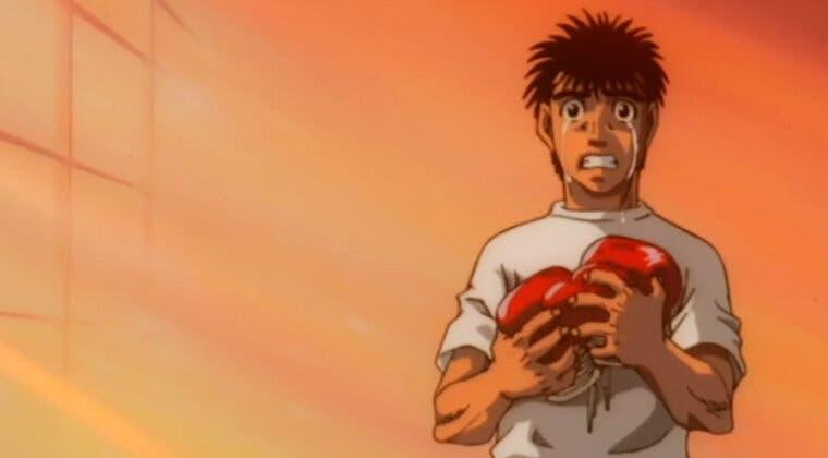 Imagen de Este es el decepcionante 'gran anuncio' que tenía preparado Hajime no Ippo