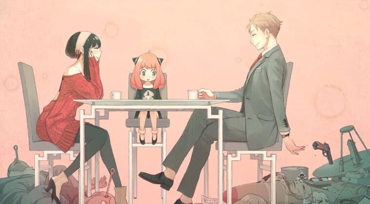 Imagen de El anime de Spy X Family se estrenaría en 2022, acorde a un rumor