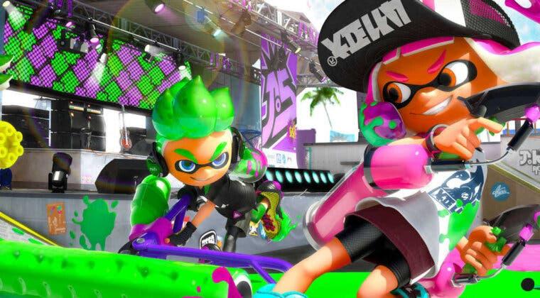 Imagen de Nintendo empieza a desmontar Splatoon 2 antes de que llegue Splatoon 3