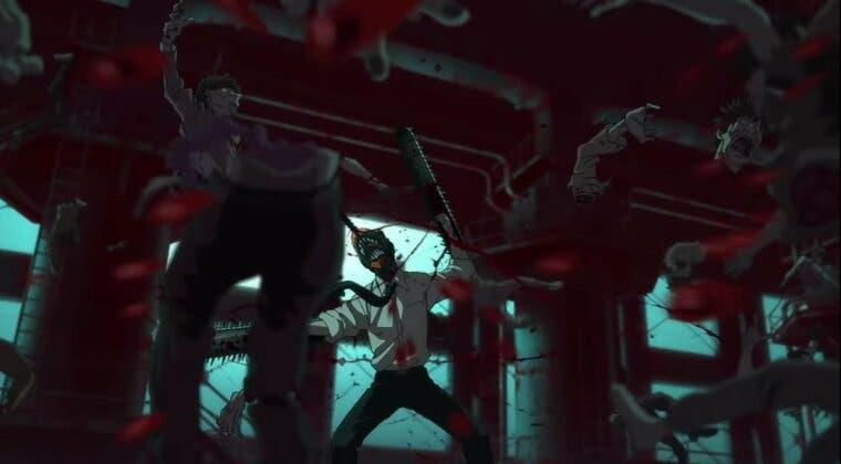 Imagen de ¿El anime más esperado? Chainsaw Man deja sin palabras con su increíble primer tráiler
