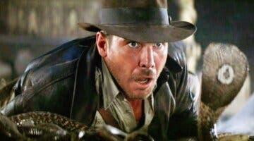 Imagen de Indiana Jones 5: Harrison Ford se lesiona del hombro ensayando una escena de pelea
