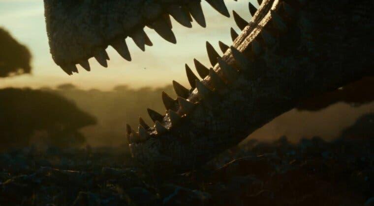 Imagen de ¡Sorpresa! Primer adelanto en vídeo de Jurassic World: Dominion