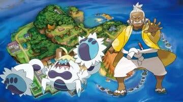 Imagen de Pokémon Masters EX: Así es la pareja de compis formada por Kaudan y Crabominable