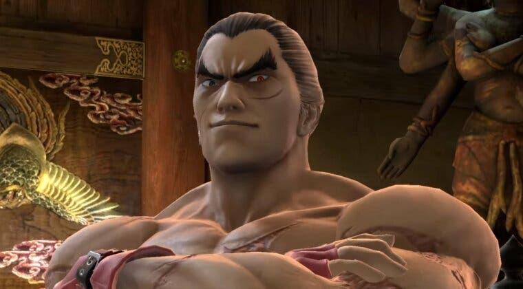 Imagen de Así es Kazuya en Super Smash Bros. Ultimate: fecha, extensa presentación con gameplay y más
