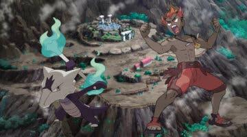 Imagen de Pokémon Masters EX: Así es la pareja de compis formada por Kiawe y Marowak de Alola