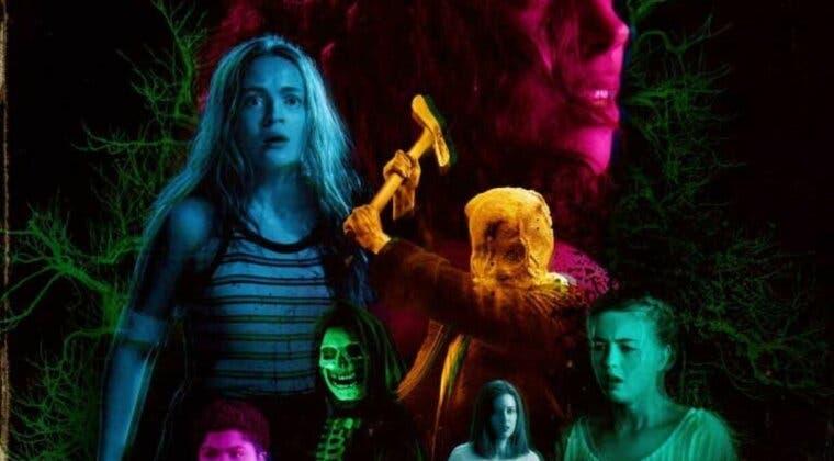 Imagen de La Calle del Terror 1994, la primera película de la trilogía que llegará este verano a Netflix, estrena un divertidísimo tráiler