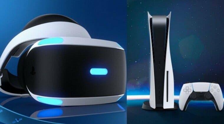 Imagen de Ya sabemos cuándo llegará PS VR 2 para PS5, según una exclusiva