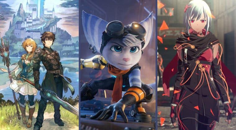 Imagen de Lanzamientos destacados en videojuegos: junio de 2021