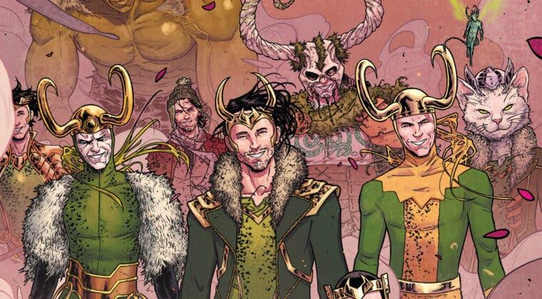 Imagen de Loki: 5 cómics para acompañar el estreno de la serie