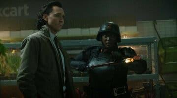 Imagen de Loki 1x02: ¿cuál es el plan de la variante malvada de Loki?