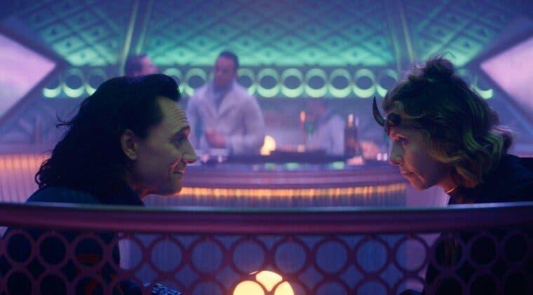 Imagen de Loki 1x03: ¿Quién es el misterioso cartero del que está enamorada Lady Loki?