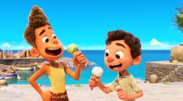 Imagen de Crítica de Luca: Pixar nos lleva a unas refrescantes vacaciones de verano