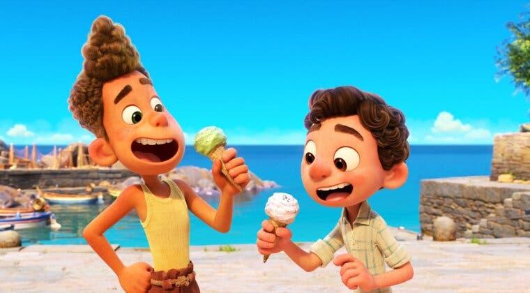 Imagen de ¿Están trabajando ya Disney y Pixar en Luca 2?