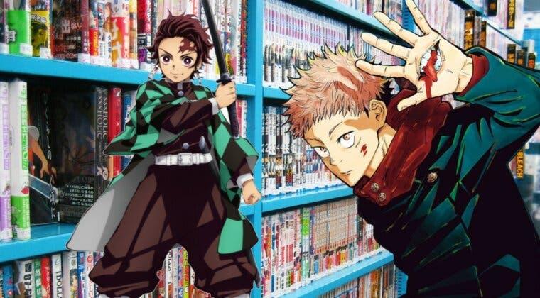 Imagen de Estos han sido los mangas más vendidos en Japón durante la primera mitad de 2021