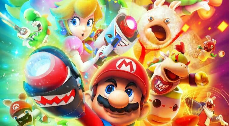 Imagen de Mario + Rabbids Spark of Hope sería presentado en el próximo Ubisoft Forward según un creciente rumor