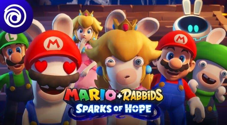 Imagen de Mario + Rabbids: Sparks of Hope es mucho más ambicioso que el primer juego y esta cifra lo muestra