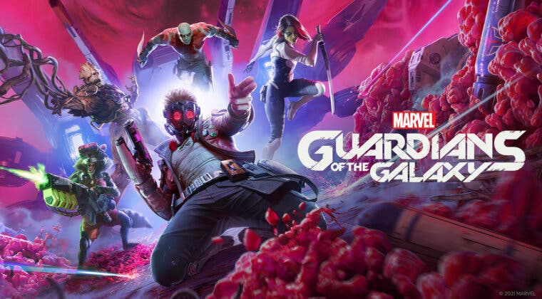 Imagen de Marvel's Guardians of the Galaxy también anuncia su llegada a Nintendo Switch pero de una forma diferente