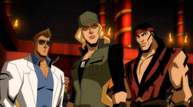Imagen de La secuela animada de Mortal Kombat Legends llegará dentro de muy poco