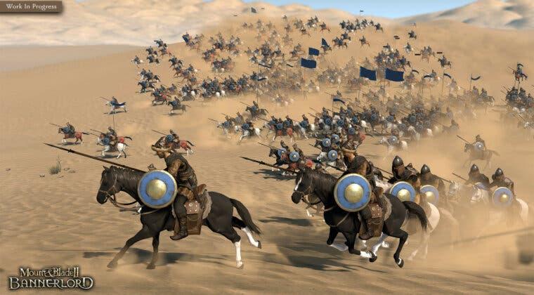 Imagen de Mount & Blade II: Bannerlord saldrá también para consolas