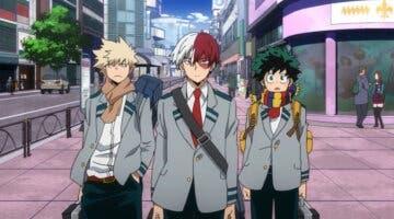 Imagen de My Hero Academia muestra el tráiler de la parte 2 para su temporada 5