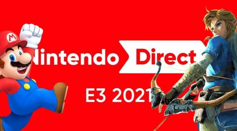 Imagen de Sigue aquí en directo la conferencia de Nintendo en el E3 2021; horario por países y enlace en vivo