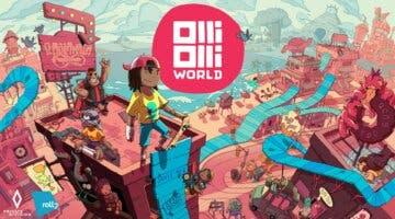 Imagen de OlliOlli World es el juego de skate más cercano a subirse a una tabla que he probado nunca