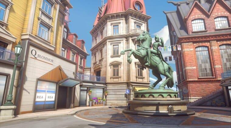 Imagen de Overwatch 2 no será estático: Los mapas cambiarán de clima y alternarán entre el día y la noche