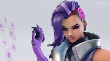 Imagen de Overwatch 2 muestra un nuevo rework visual para Sombra y Baptiste