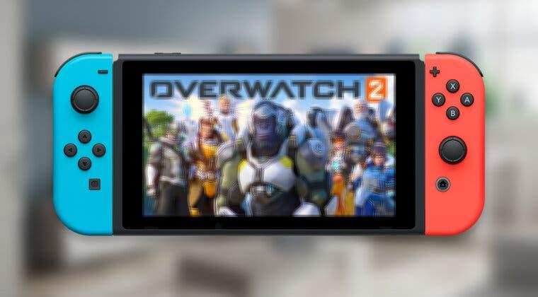 Imagen de La versión de Overwatch 2 para Nintendo Switch tendrá que hacer 'algunos sacrificios'