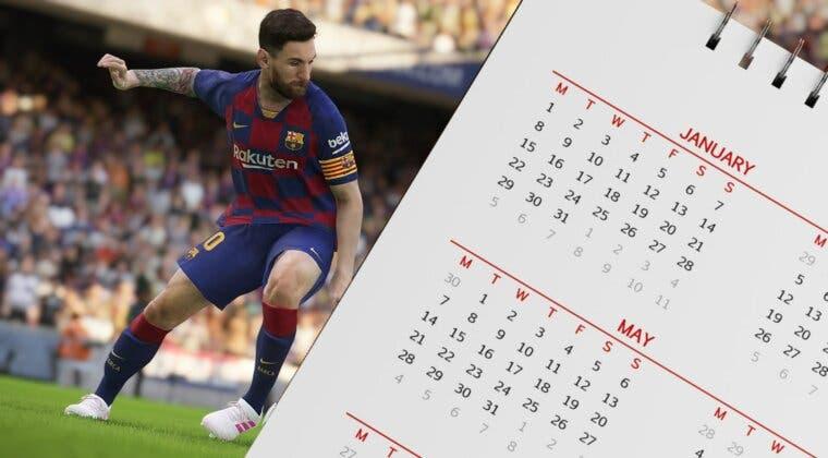 Imagen de Esta es la fecha oficial para el anuncio y presentación de eFootball PES 2022