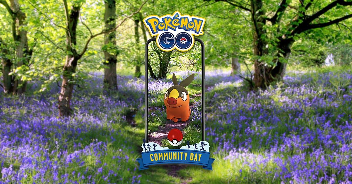 Pokemon GO Dia de la Comunidad Tepig julio 2021