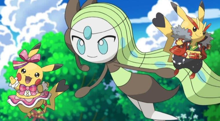 Imagen de El Pokémon GO Fest 2021 desvela nuevos detalles: movimientos exclusivos, gorros de Meloetta, etc.