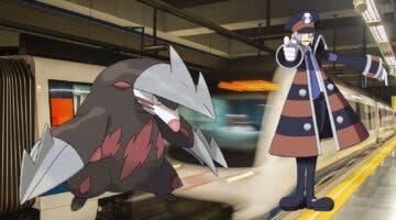 Imagen de Pokémon Masters EX: Así es la pareja de compis formada por Fero y Excadrill