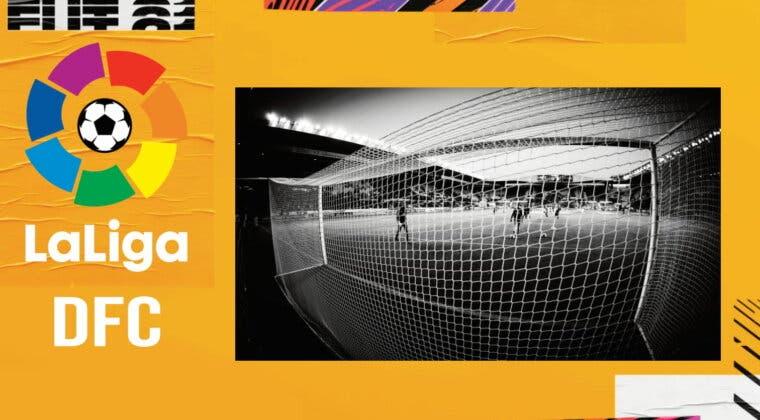 Imagen de FIFA 21: Este es el mejor central de la Liga Santander relación calidad/precio