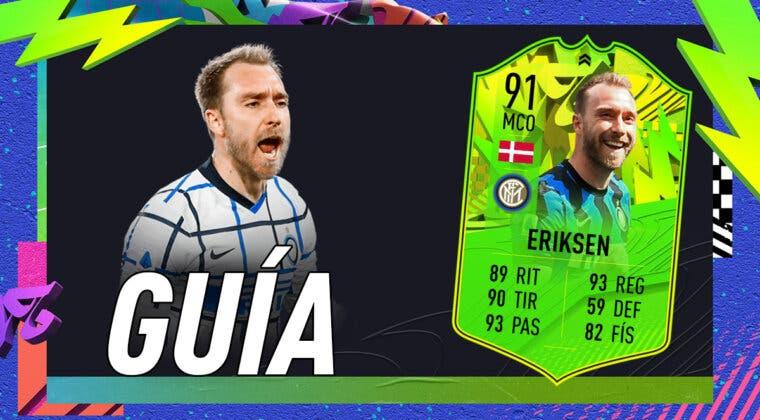 Imagen de FIFA 21: guía para conseguir a Christian Eriksen FOF