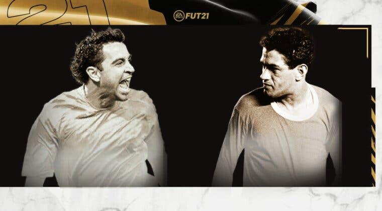 Imagen de FIFA 21 Iconos: Xavi Hernández y Garrincha Moments ya están disponibles en SBC