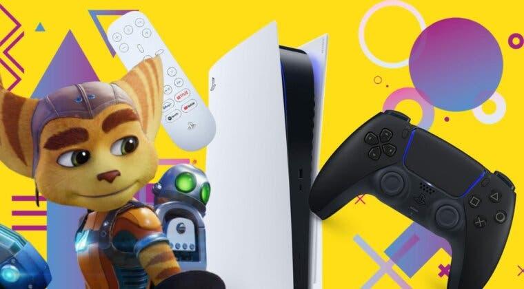 Imagen de El nuevo Ratchet & Clank y muchos más juegos y accesorios para PS5 con esta promoción de GAME