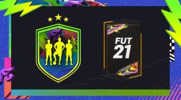 """Imagen de FIFA 21: ¿Merece la pena el SBC """"Mejora Camino a la gloria"""" del Equipo 2 de los FOF?"""