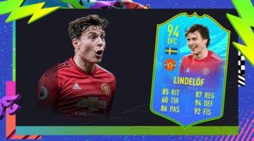 Imagen de FIFA 21: ¿Merece la pena Lindelöf Jugador de Nación? + Solución del SBC