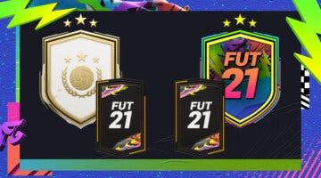 """Imagen de FIFA 21: ¿Merecen la pena los SBC's """"Mejora de Icono Top o Momentos"""" y """"Desafío del Festival de FUTbol""""?"""