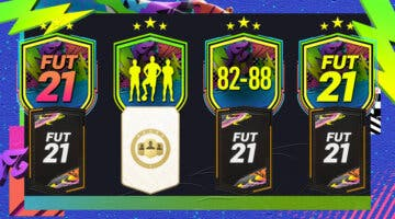 Imagen de FIFA 21: ¿Merecen la pena los SBC's de sobre del evento Festival of FUTball?
