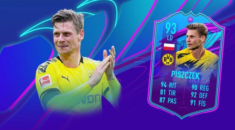 Imagen de FIFA 21: ¿Merece la pena Lukasz Piszczek Fin de Una Era? + Solución del SBC