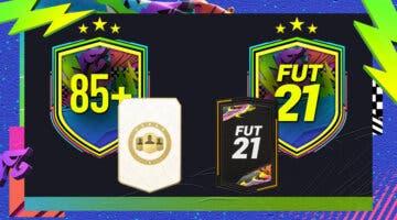 """Imagen de FIFA 21: ¿Merecen la pena los SBC's """"Elección jugador 85+"""" y """"Desafío del Festival de FUTbol""""?"""