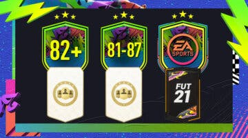 Imagen de FIFA 21: ¿Merecen la pena los SBC's player picks del evento Festival of FUTball?