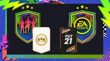 """Imagen de FIFA 21: ¿Merecen la pena los SBC's """"Elección jug. TOTS o CALG"""" y """"Desafío del Festival de FUTbol""""?"""