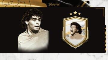 Imagen de FIFA 21: ¿Merece la pena Diego Armando Maradona Moments? Review Icono