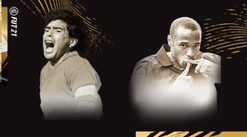 Imagen de FIFA 21: Maradona y Henry protagonizan los nuevos SBC´s de Icono de Ultimate Team